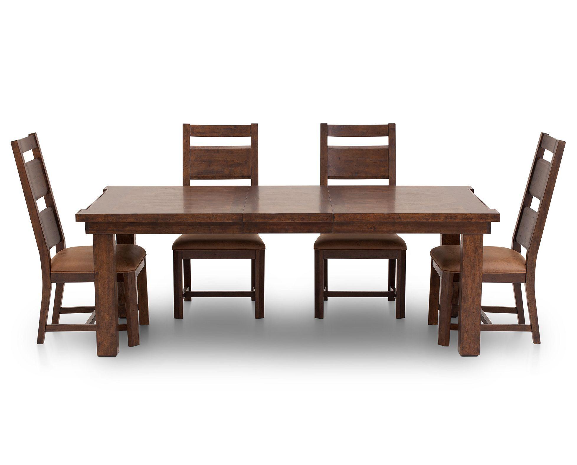 Bear Creek 5 Pc Dining Room Set