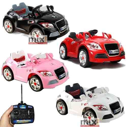 Carro Eletrico Infantil Mini Veiculo Car Controle Remoto Mp3 Toy Car Toys