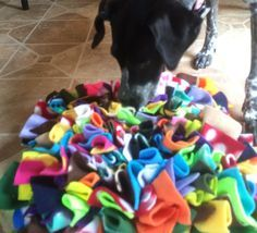 Dog Snuffle Mat Treat Puzzle Large Barts Page