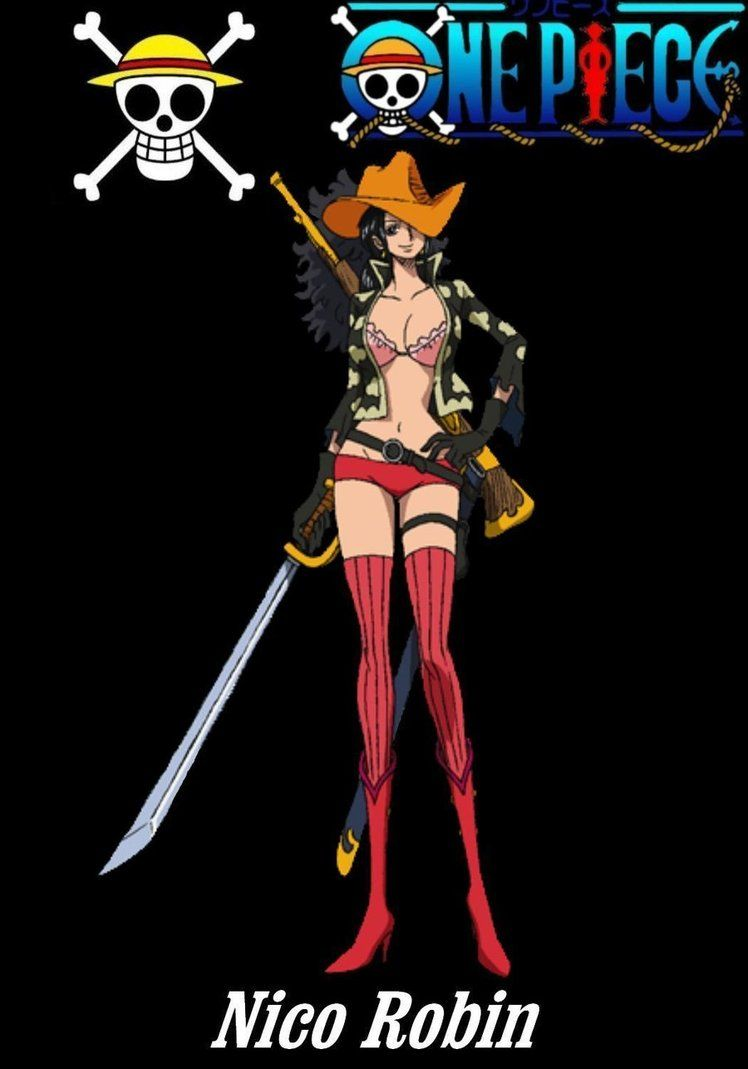 Nico Robin Film Z By Sturmsoldat1 On Deviantart One Piece