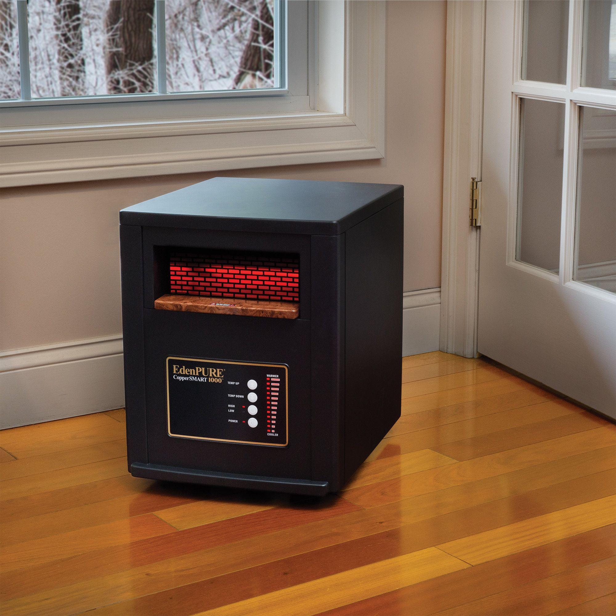 Bil Burkett Edenpure Heater Energy Saver Energy Saver Grand