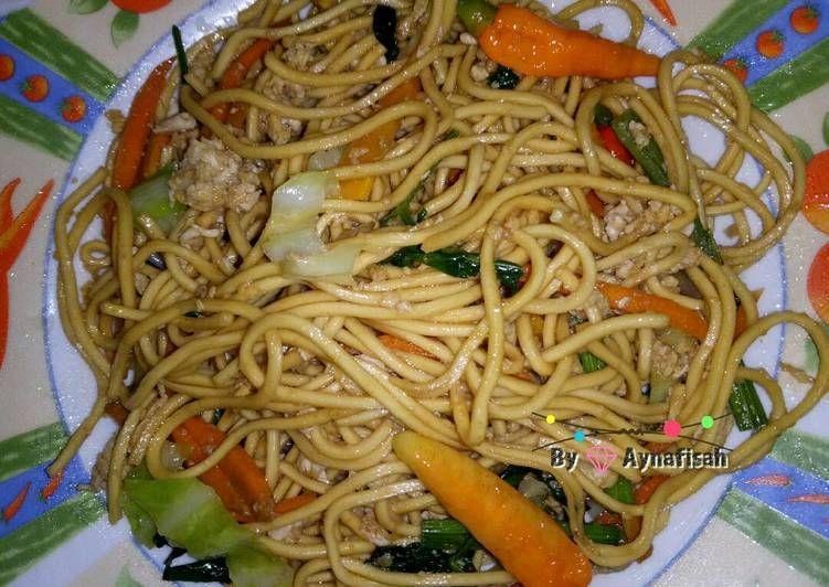 Resep Mie Tek Tek Mie Goreng Jawa Pedas Enak Bangett Oleh Cooking By Aynafisah Resep Resep Masakan Malaysia Makanan Dan Minuman Makanan