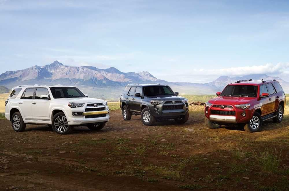 2021 Toyota 4Runner Release Date, Price and Redesign