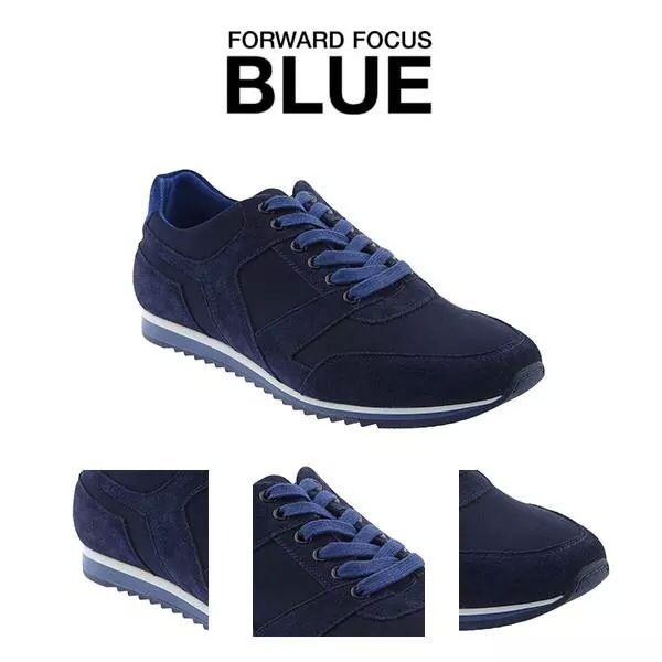 Forward Focus Blue