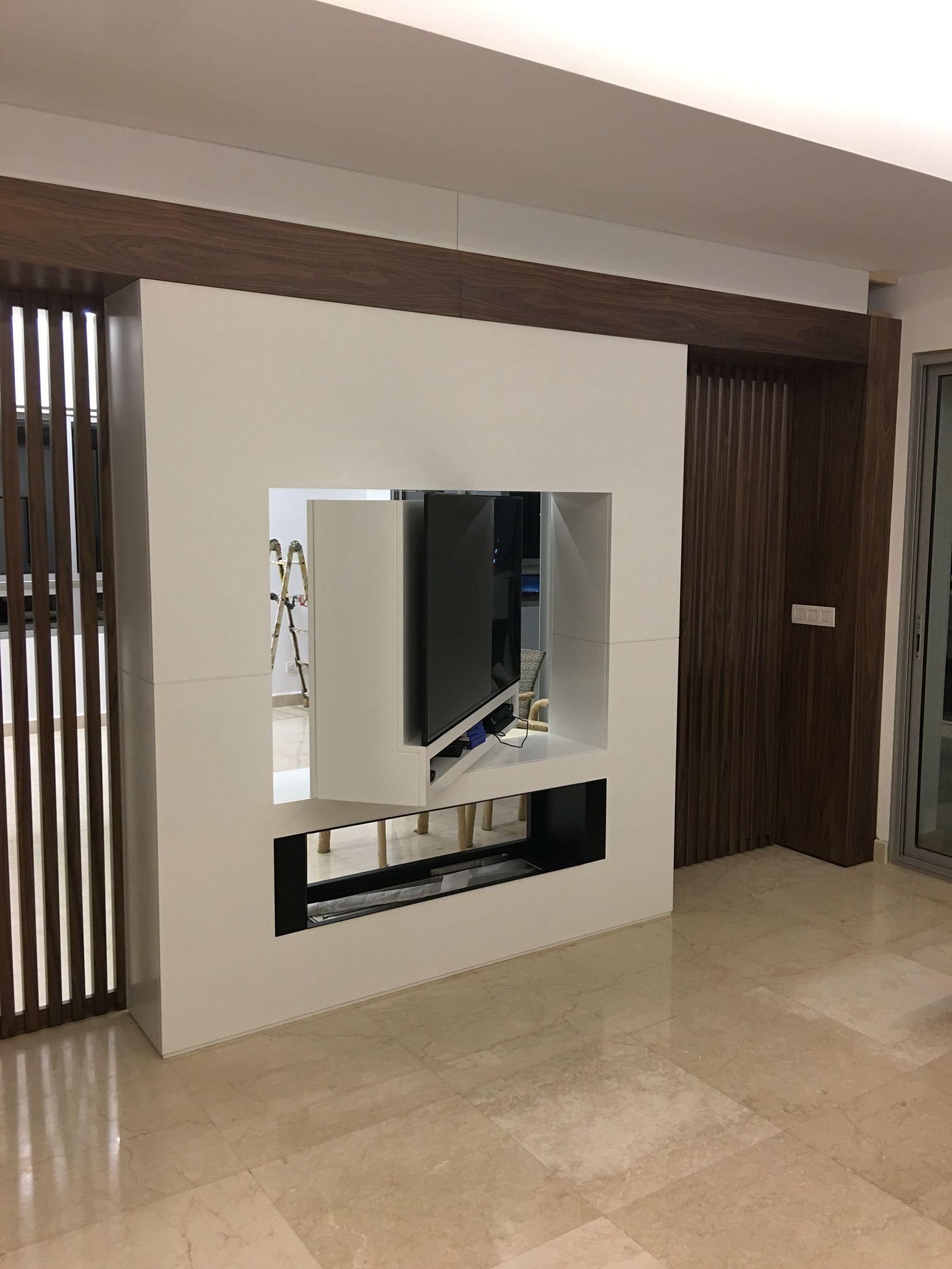 Modern Tv Wall Units Tv Wall Unit Tv: Tv Stand Room Divider, Modern Tv Units
