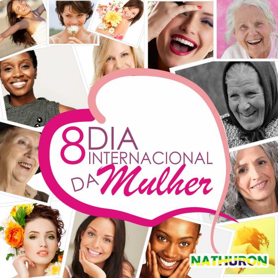 #Dia Internacional das mulheres
