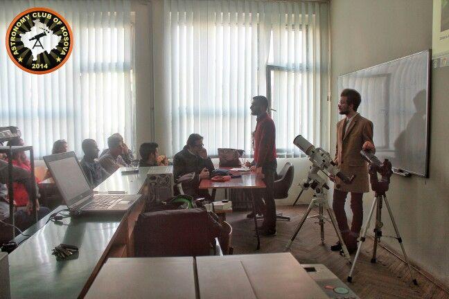 Astronomy Club of Kosovo