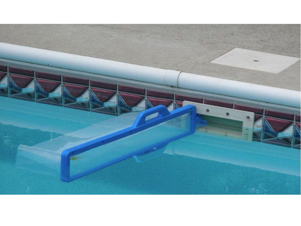 Skim-Eeze Swimming Pool Surface Cleaner for Aboveground /& Inground Pools