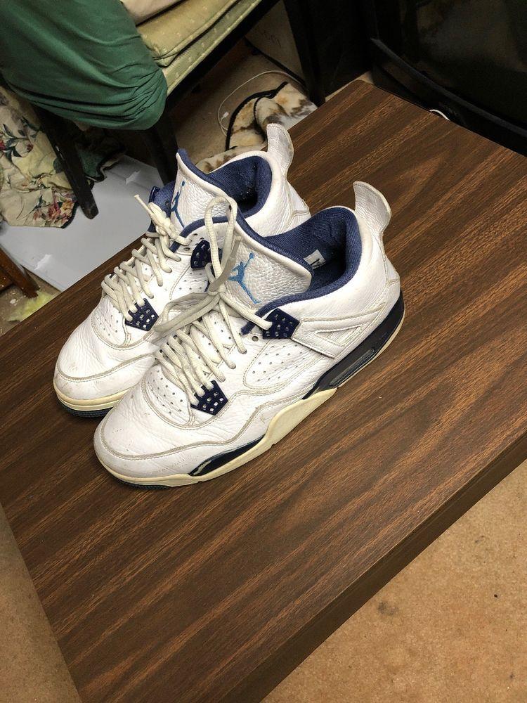 8fc24a6fa4e15f Air Jordan Retro 4 IV Columbia Size 11  fashion  clothing  shoes   accessories  mensshoes  athleticshoes (ebay link)