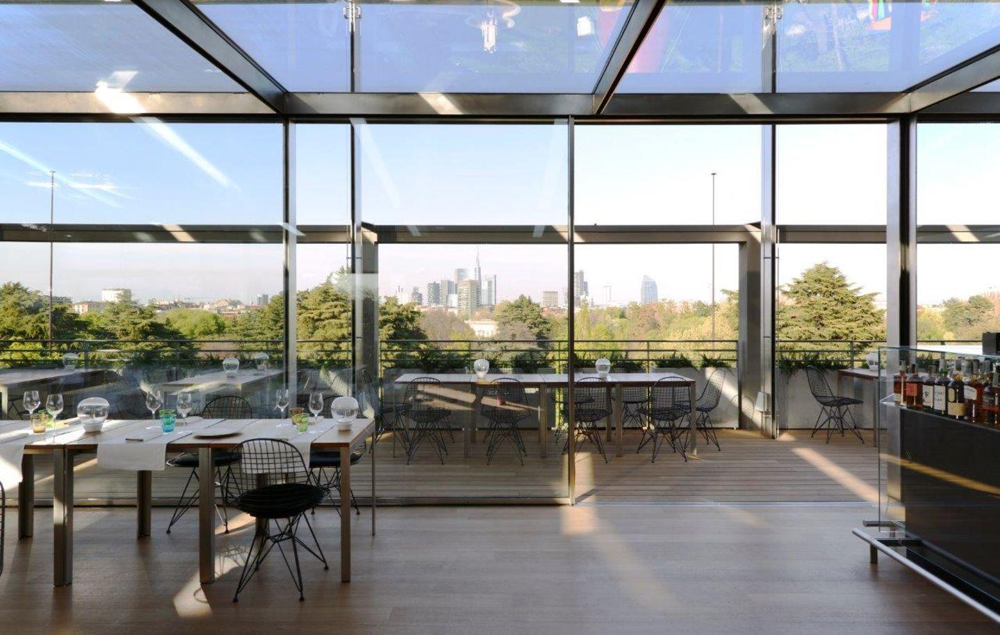 OBR Open Building Research · Terrazza Triennale. Milano, Italy ...