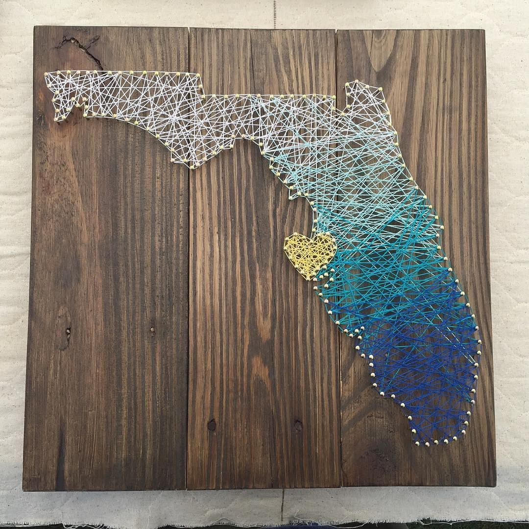 made to order usf university of south florida string art by loving this ombreacute florida string art de amazing grace gallery