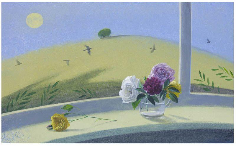 Nicholas Hely Hutchinson | The Last Roses