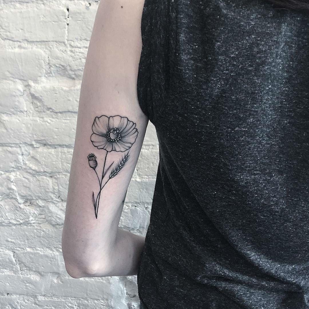 25 beautiful floral tattoos by anna bravo tattoo tatoos and 25 beautiful floral tattoos by anna bravo izmirmasajfo