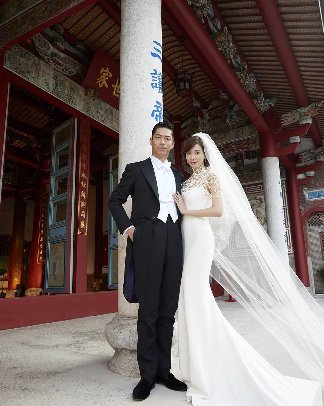 115 3k 個讚 3 739 則留言 Instagram 上的 林志玲chiling Chiling Lin 1117 一起幸福 Wedding Wedding Dresses Happy Wedding