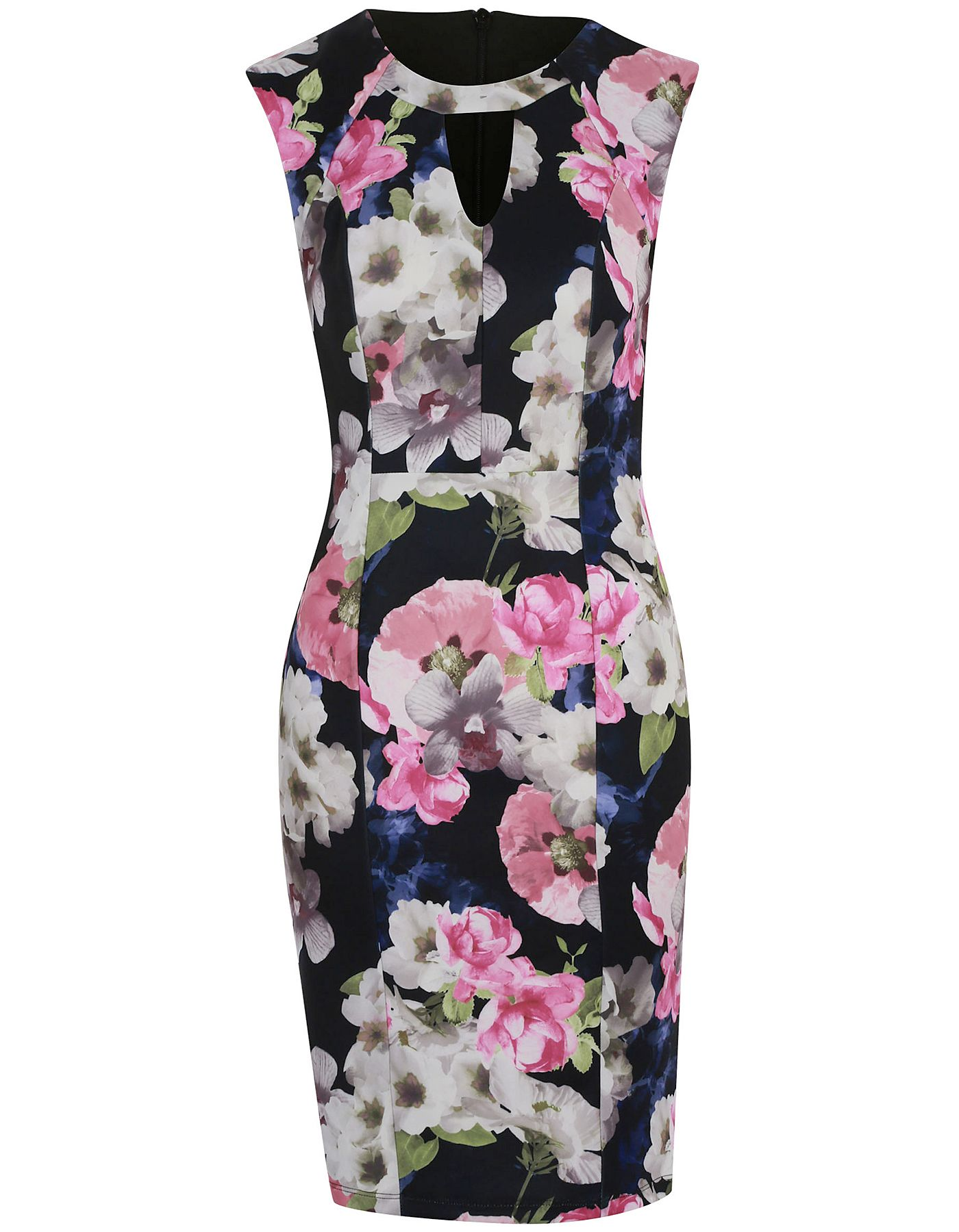 Floral Midi Dress | Women | George at ASDA | Things to Wear ...