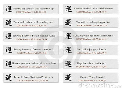 Image Result For Oriental Sayings Fortune Cookies
