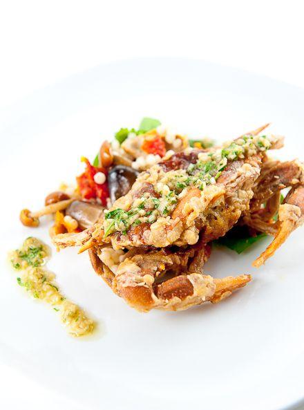 crispy-soft-shell-crabs-w-yuzu-kosho  http://www.zencancook.com/2011/06/crispy-soft-shell-crabs-w-yuzu-kosho/