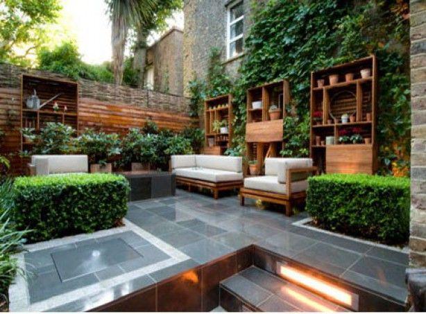 Grasloze tuinidee homedesignmagz ideeën voor de tuin