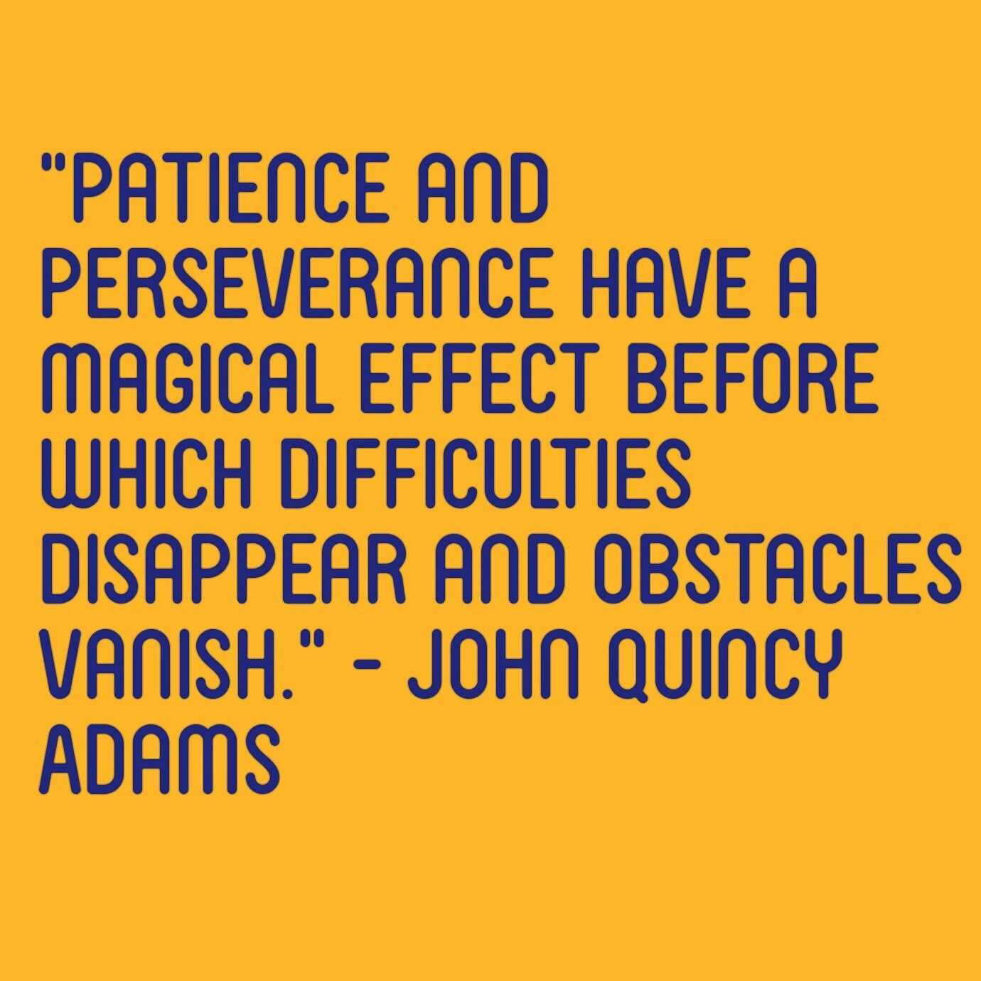 #happymonday #happythoughts  #motivationalquotes #motivation #johnquincyadams