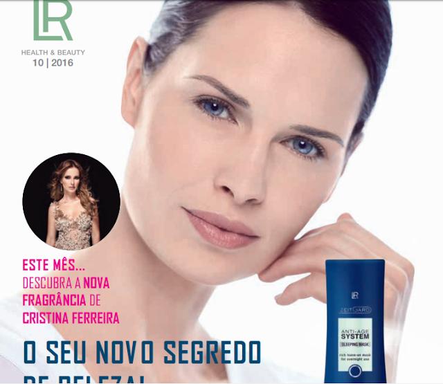 Diário Feminino: Mundo LR | Catálogo Promocional LR do Mês de Outub...