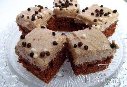 Nutella szelet Eszter konyhájából