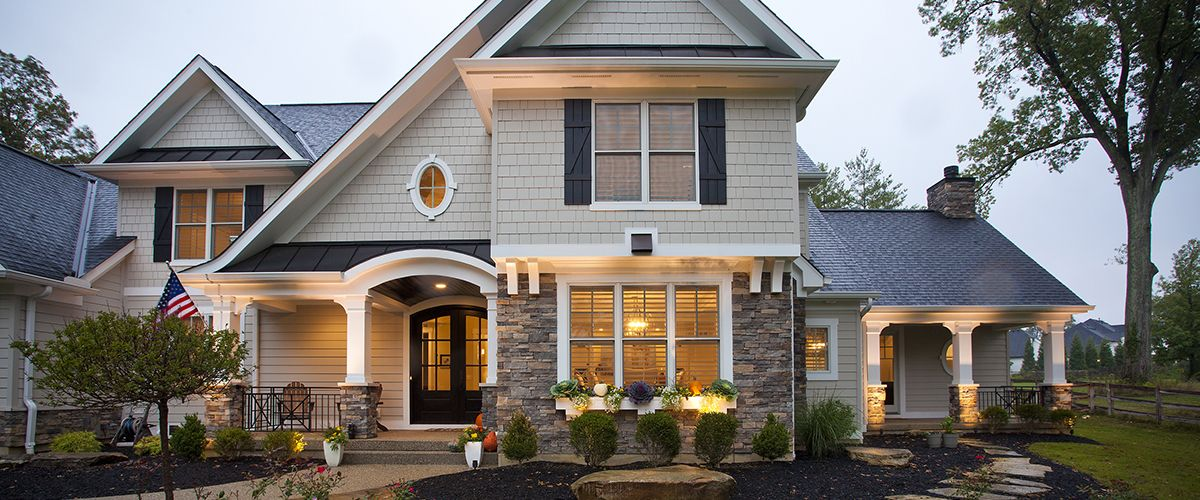 Photo Gallery of Exteriors - Robert Lucke Homes