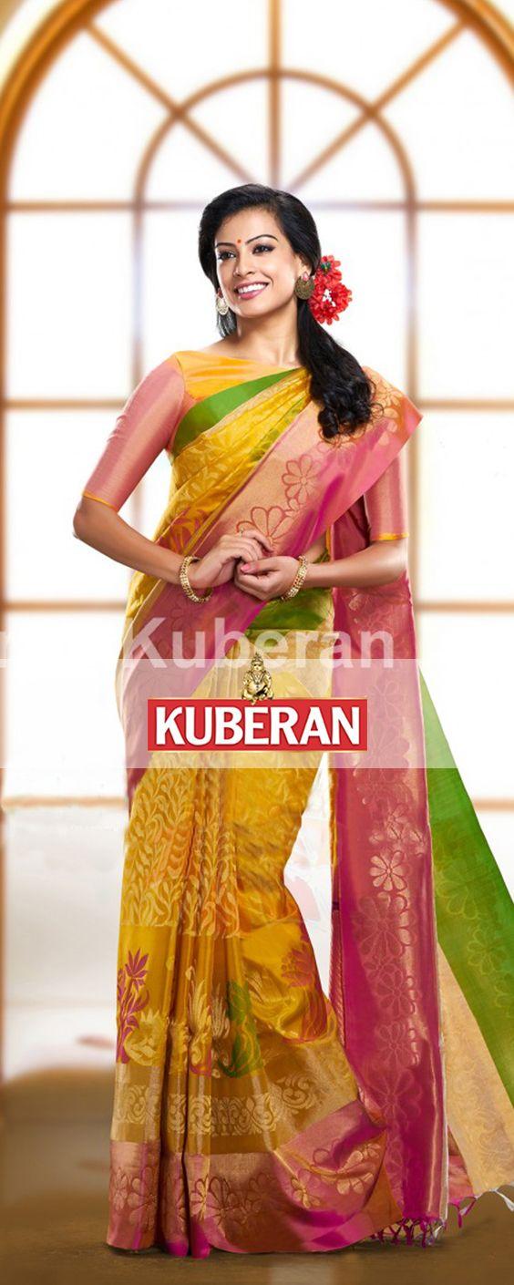 87eacf518d Designer Multi Color Pure Soft Silk Wedding Saree #sarees #onlinesarees  #designersarees #womensarees #fashionlove #wedding #silksarees #ethnicwear  ...