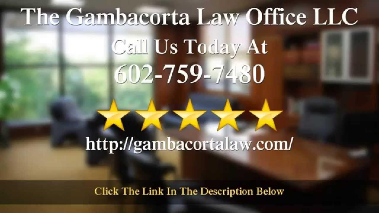 Phoenix AZ Immigration Lawyer The Gambacorta Law Office