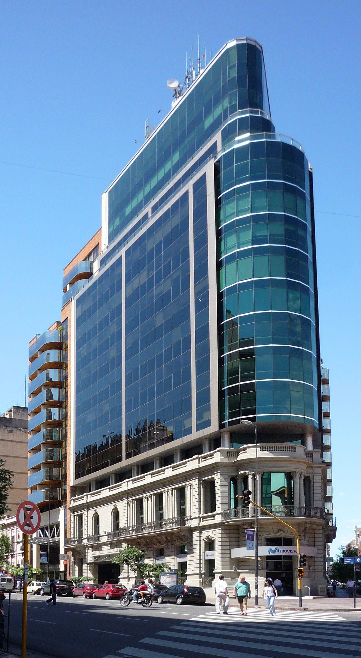 Edificio Inteligente Cordoba Argentina  Buenos Aires