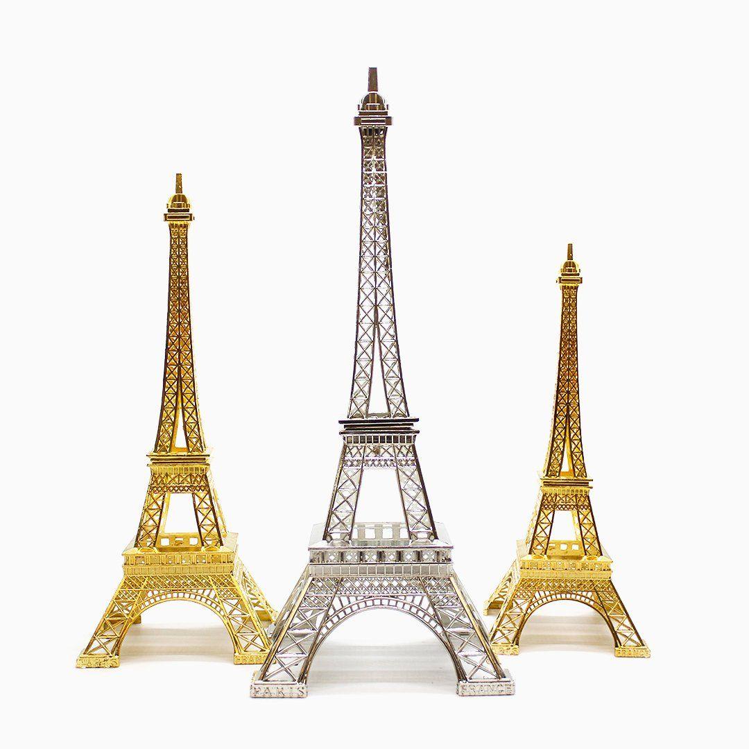 Eiffel Towers Decor Statue Figurine