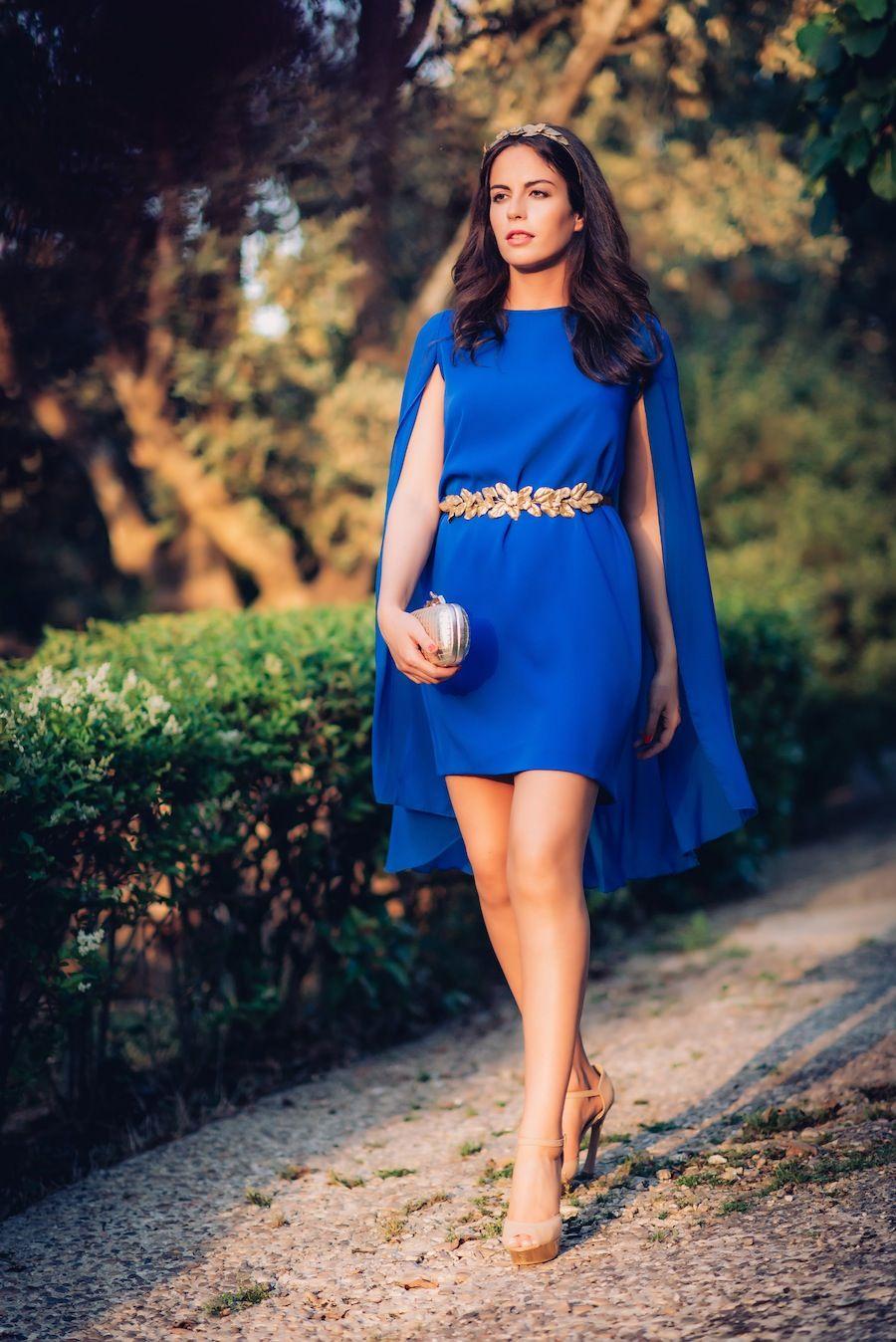 Looks de invitada Dresseos   Alquiler de vestidos, Septiembre y Tocado
