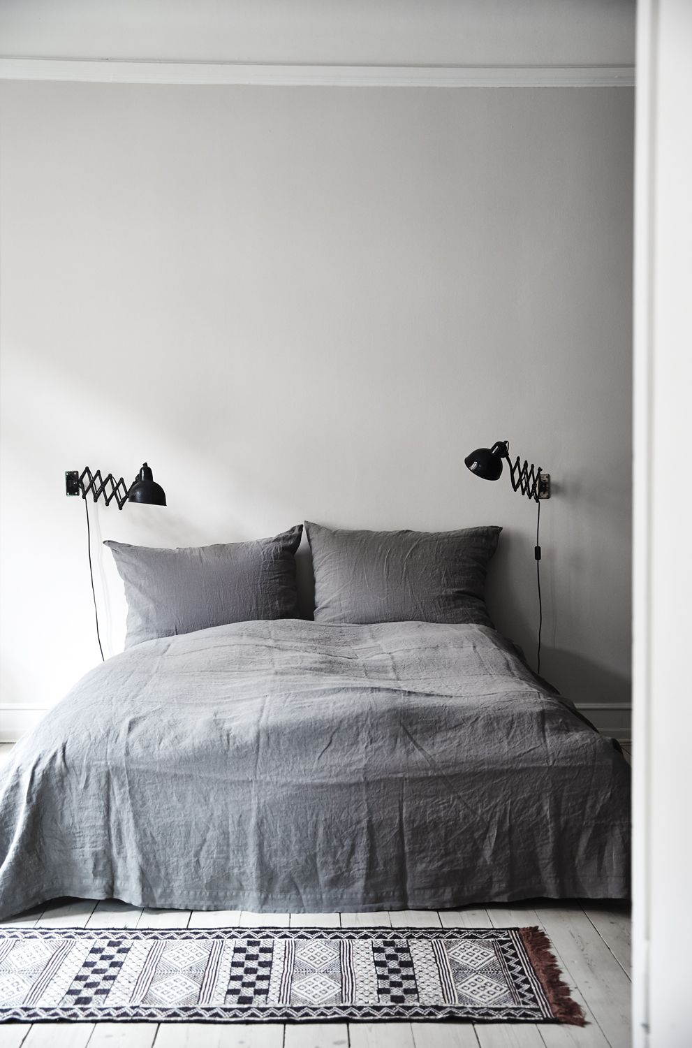 Master Bedroom Trends 2015 the home of yvonne koné and rasmus juul, the kinfolk home 2015