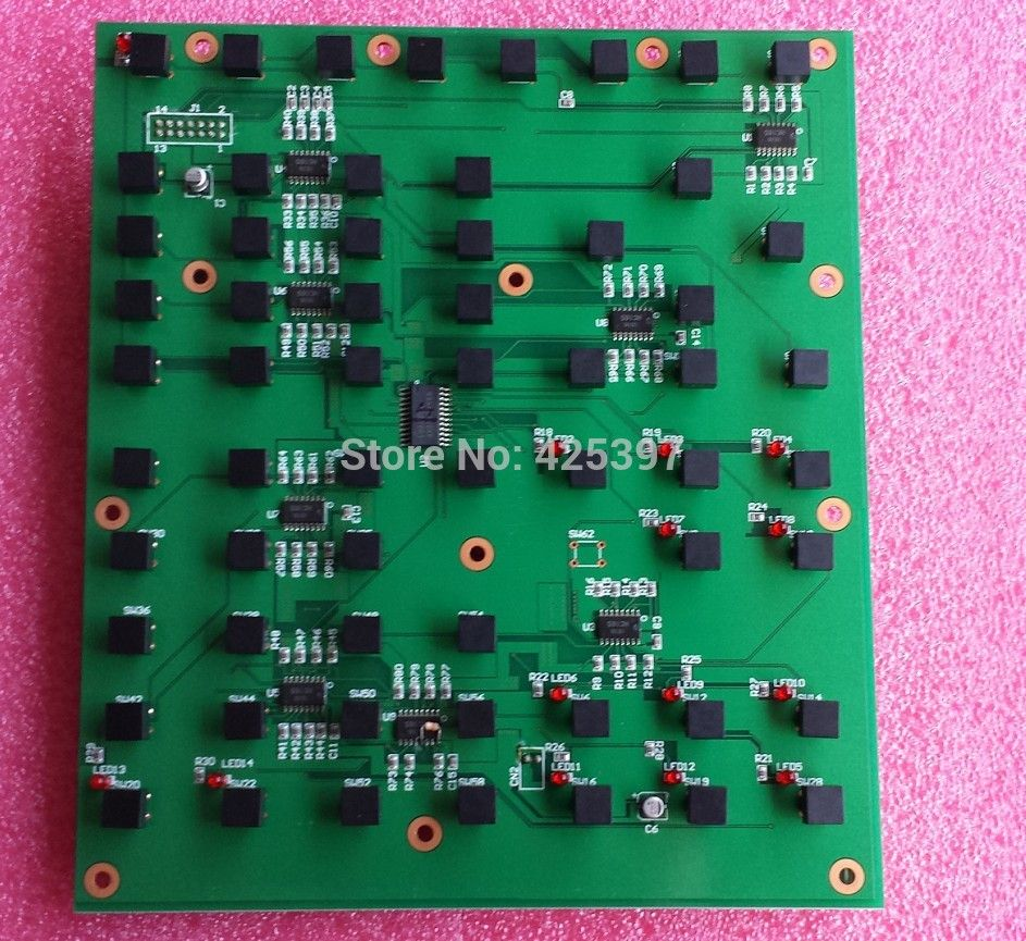 Ai 02 The Brand New Industrial Computer Keyboard Optoelectronic High Quality Hdi Circuit Board Pcb Made In China For Sale