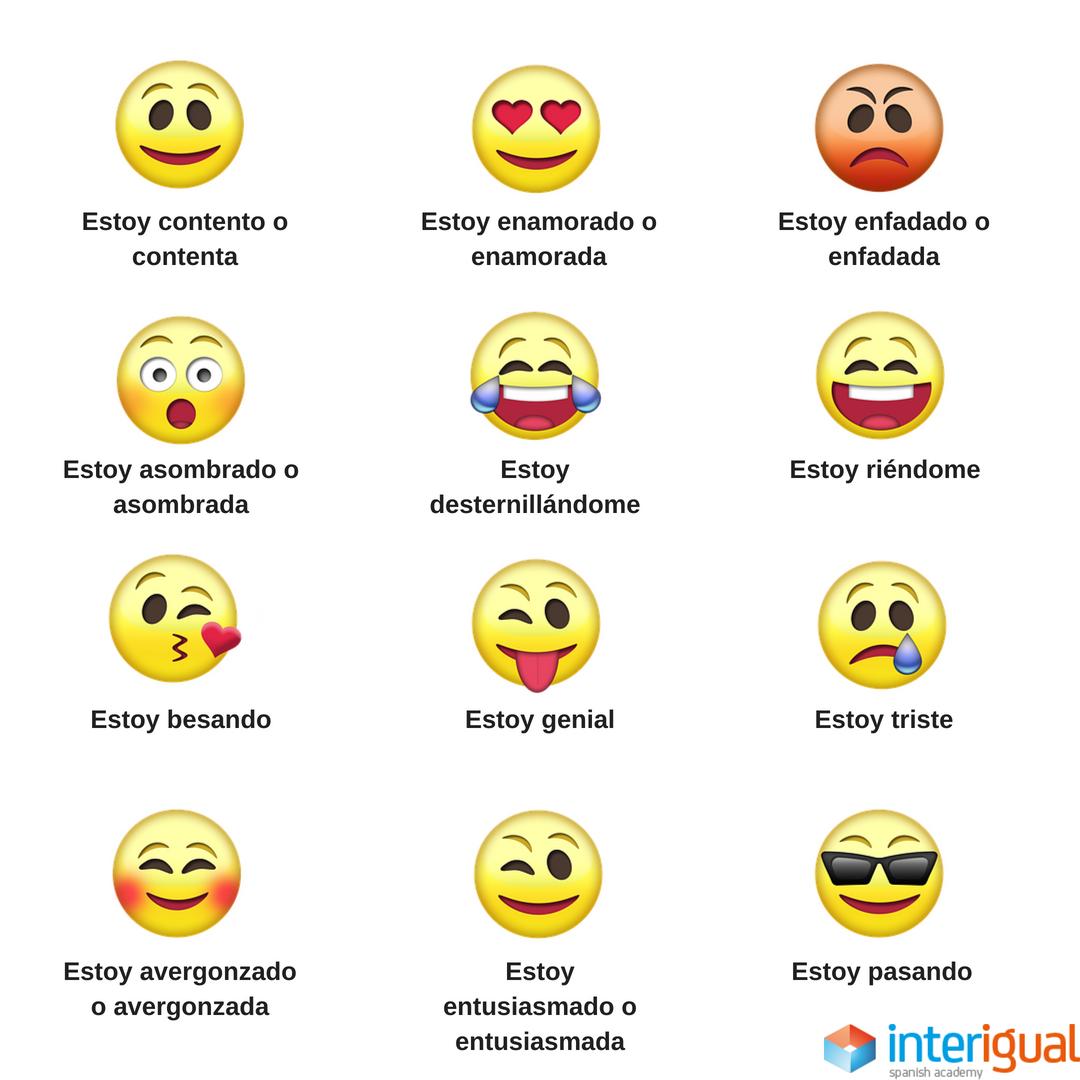 Spanish Lesson Moods