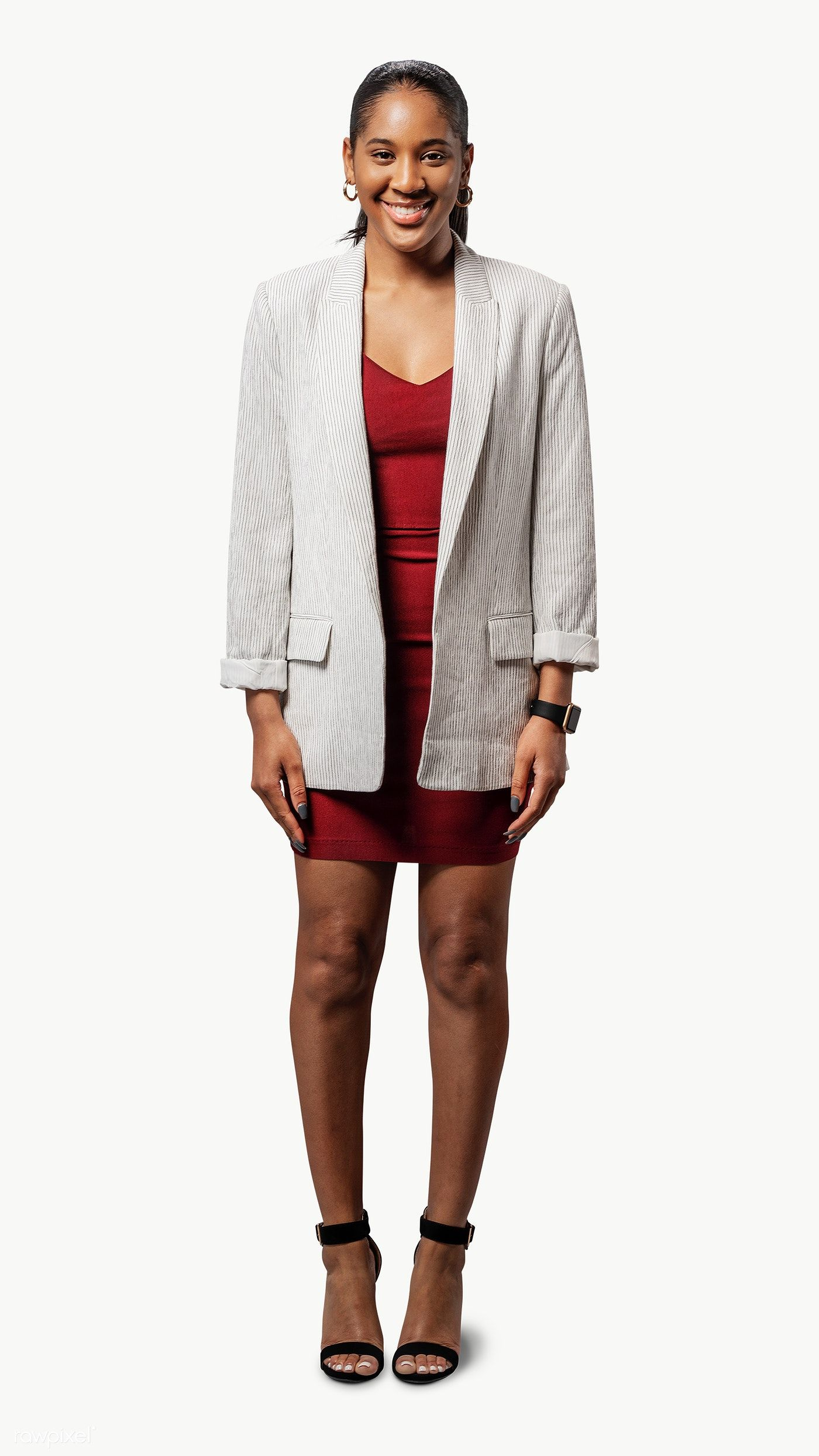 Happy Woman In A Blazer Transparent Png Premium Image By Rawpixel Com Felix Happy Women Blazers For Women Women