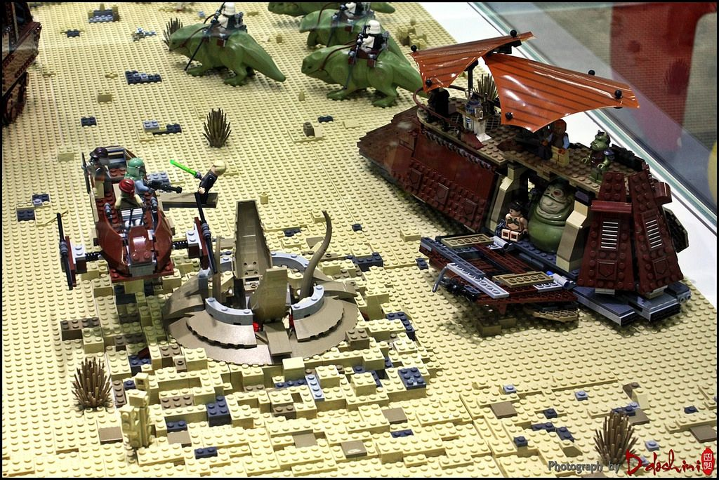 Star Wars Tatooine Diorama | Lego store, Legos and Star