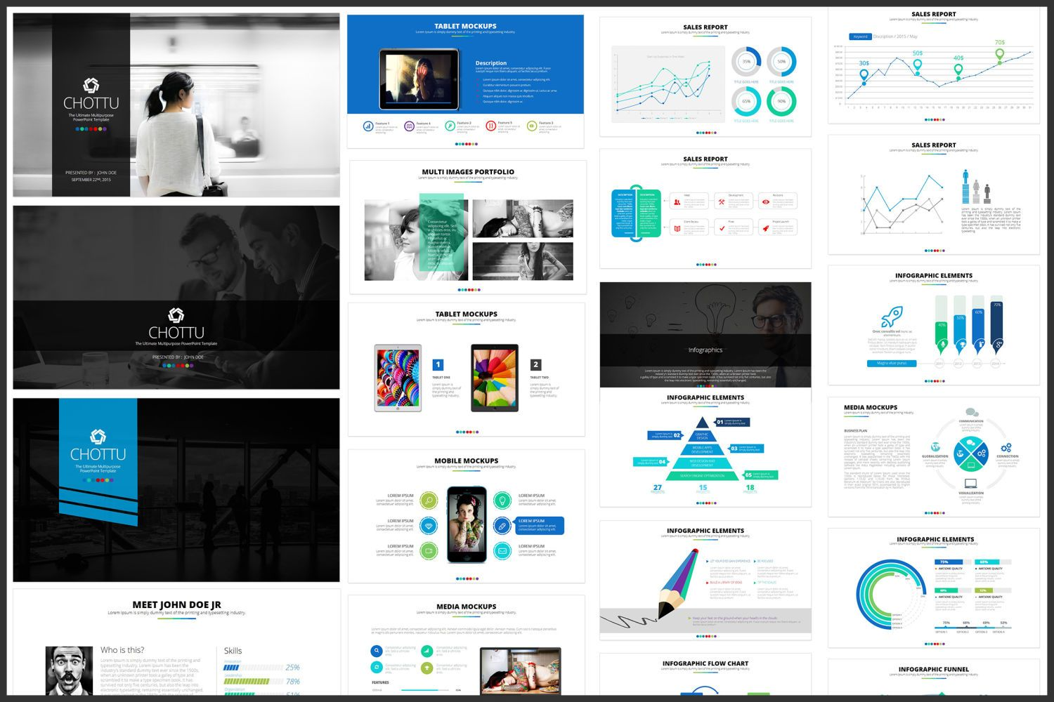 Chotts powerpoint template by graphixshiv on envato elements work chotts powerpoint template by graphixshiv on envato elements toneelgroepblik Choice Image