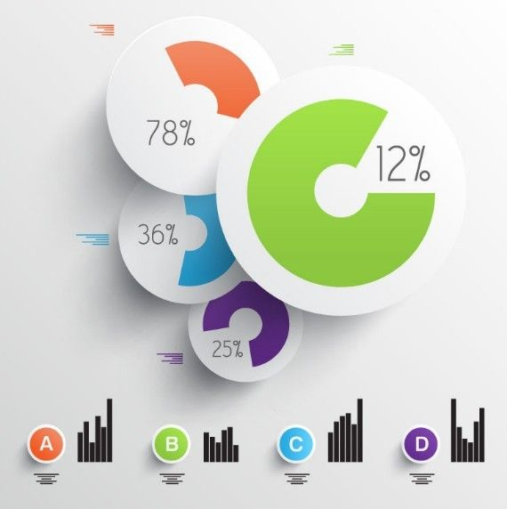 3D Piechart Prezi Templates from Preziworld