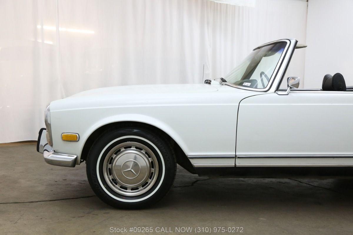 1969 MercedesBenz 280SL Pagoda Beverly Hills Car Club