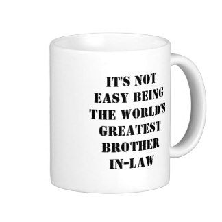 Brother In Law Coffee Mug Jiju Brother In Law Gift In