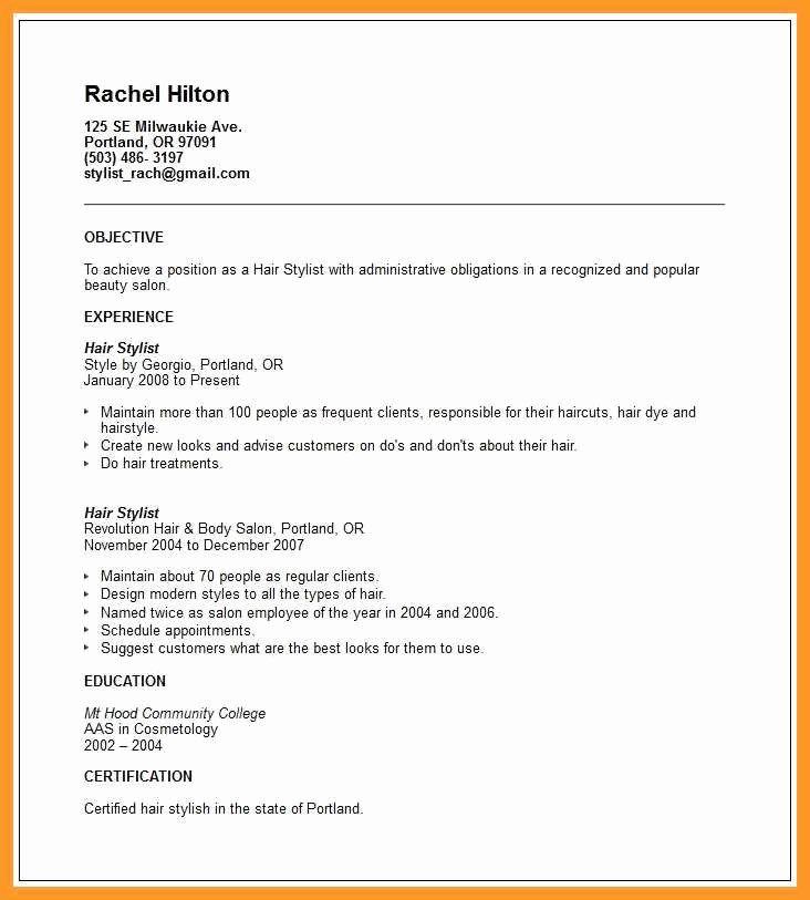 Entry level esthetician resume fresh 12 13 esthetician