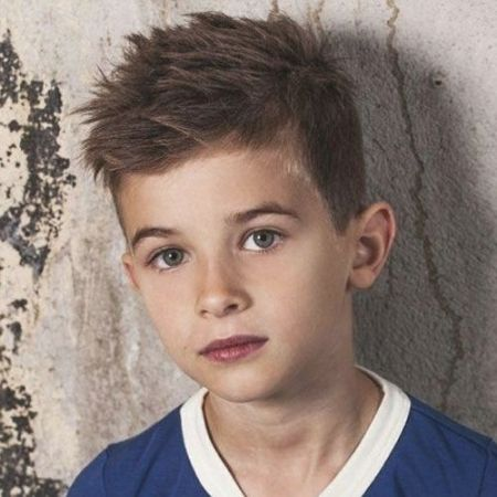 9 Year Old Boy Haircuts | Pin By Cristel Seifert On Hair Style And Make Up Pinterest Boy