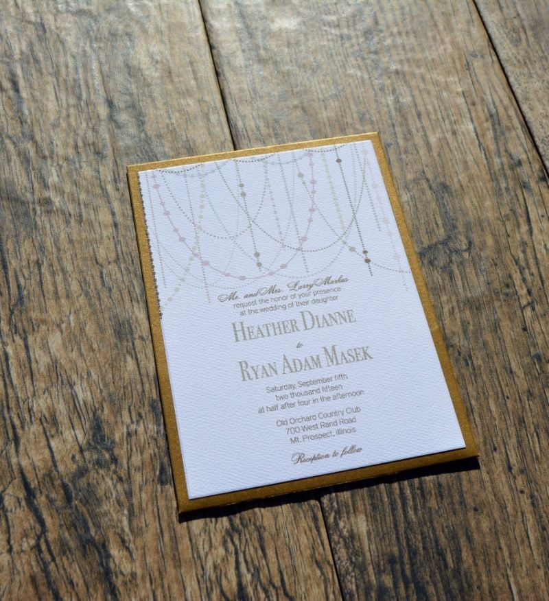 Lucky Invitations | Wedding themes, Invitation paper and Wedding