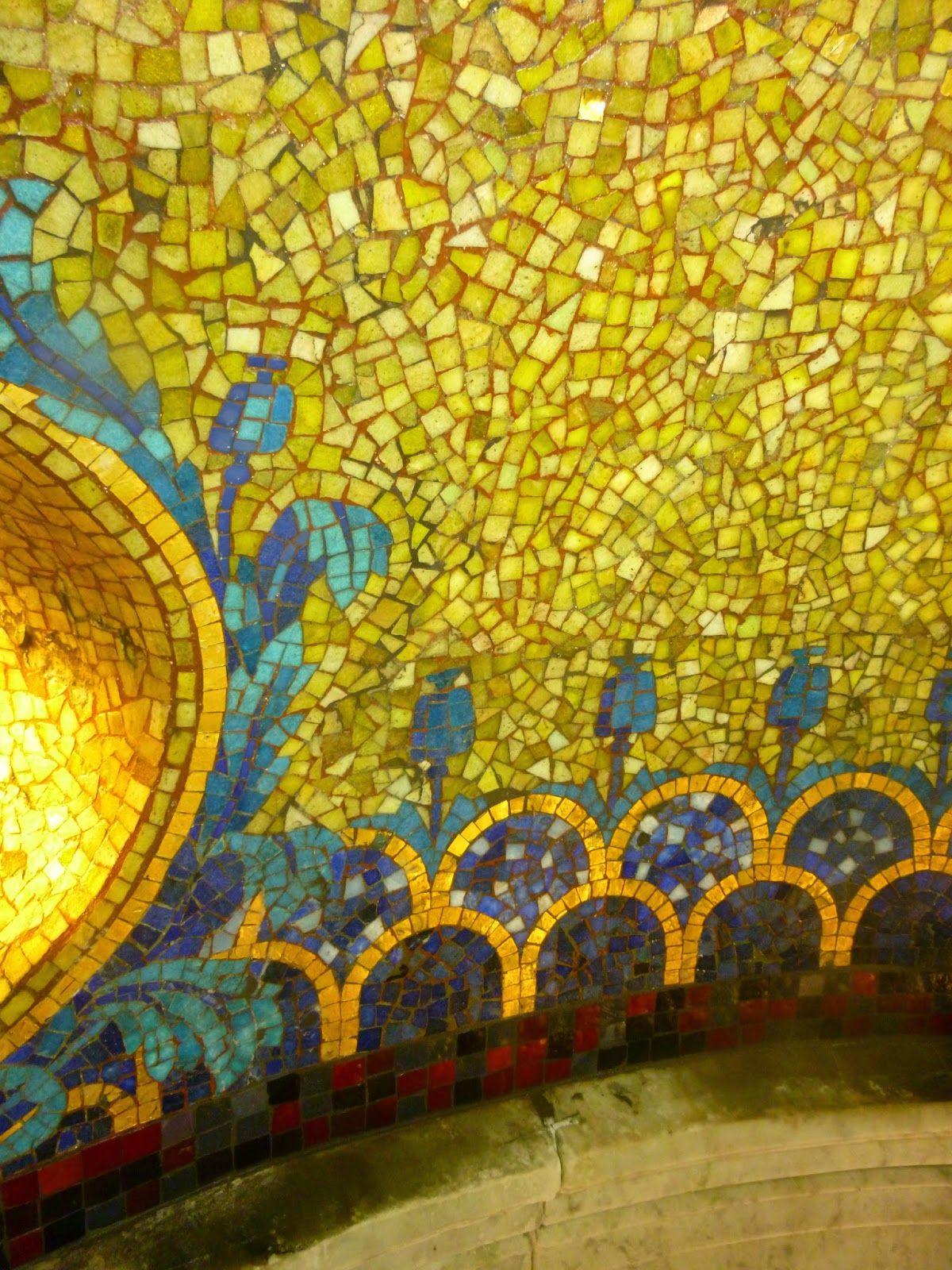 Arnaud Pereira Actualite 2014 Mosaiste Mosaique Contemporaine Mosaique