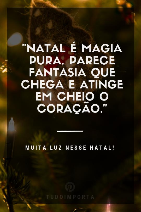 Mensagem De Natal Frases Motivacionais Frases Para