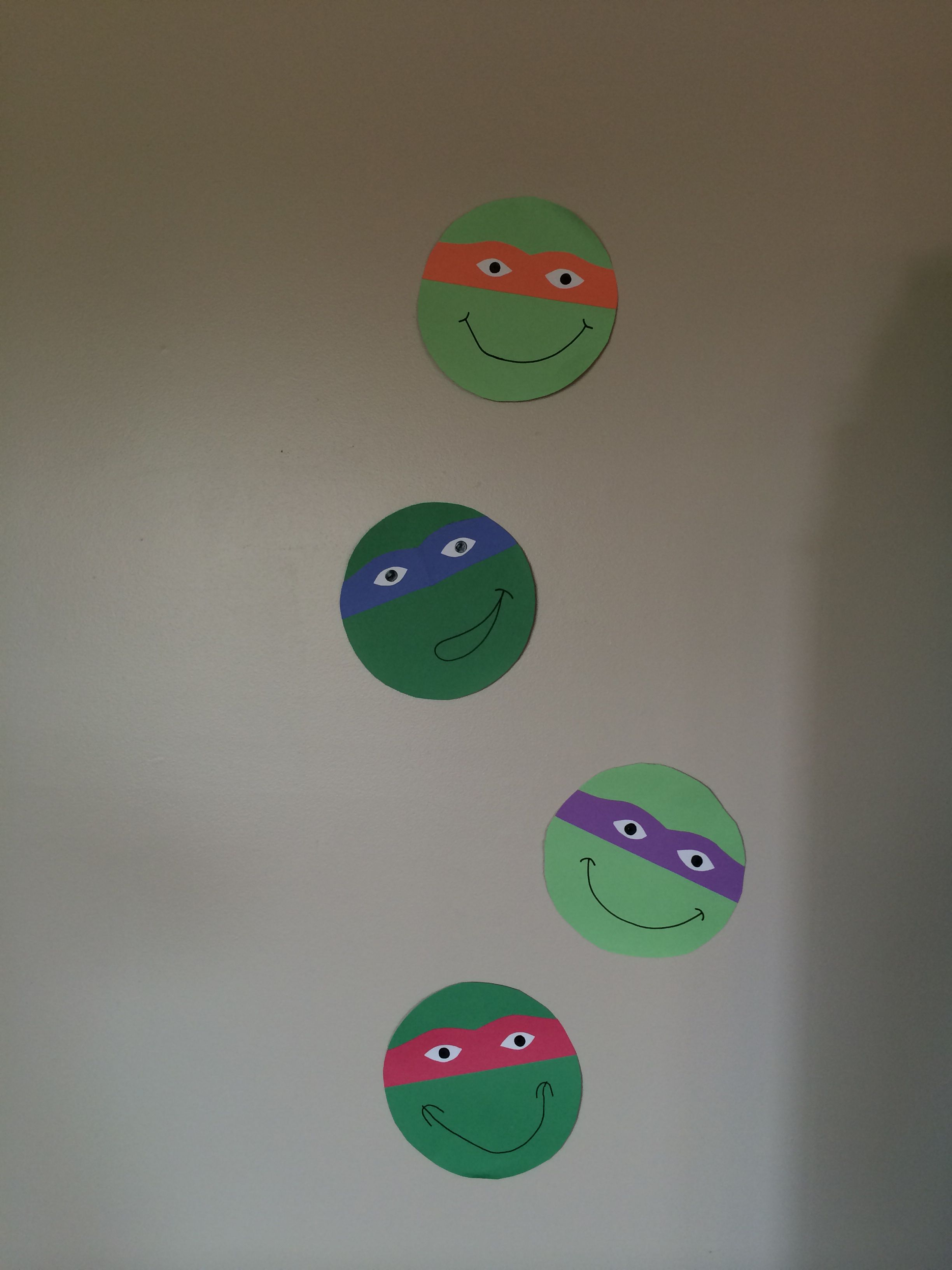 Easy Preschool Tmnt Decorations