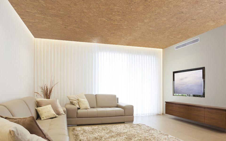 kurk plafond  geluiddempend, isolerend, isolerend