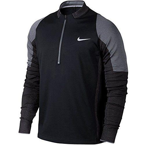 Nike Men's Therma-Fit 3D Engineered Half-Zip Golf Top