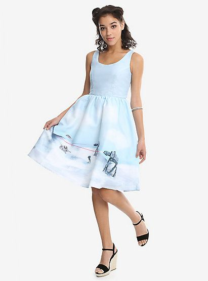 star wars hoth pinup dress c i d wear it pinterest star and rh pinterest ca