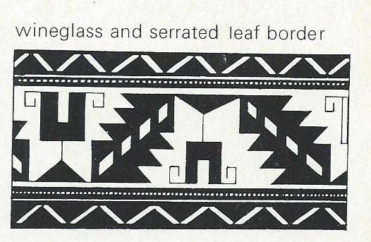 wineglass leaf border motifs-Ian Bennett.jpg (526×343)